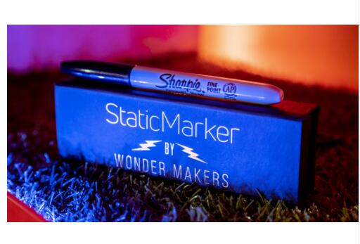 Static Marker By Wonder Makers,Magic Tricks