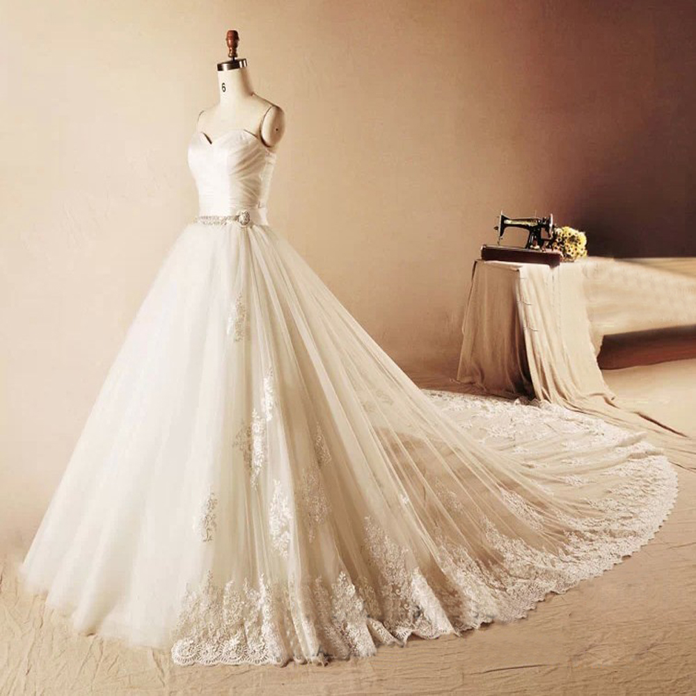 vitorial wedding dress detachable wedding dress train Atelier Pronovias Vitorial Wedding Dress