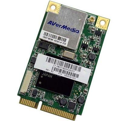 Wireless Adapter Card for Avermedia A323 Hybird Analog ATSC Digital DVB-T HDTV TV FM Card Mini PCI-E HP(China)