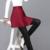 Mujeres Sexy Falda Otoño Invierno Faldas Más del Tamaño S-XXXL de la Alta Cintura de la Falda Corta Negro Rojo Azul Skater Falda Para Las Mujeres/niñas