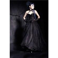 PUNK RAVE Fashion Novelty Evening Party Women Dress Steampunk Vintage Black Gothic Gorgeous Cosplay Corset Dresses