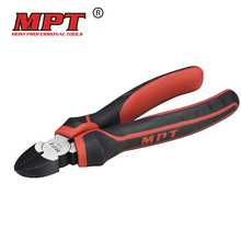 MPT CR-V pliers 6/7inch Jewelry Electrical Wire Cable Cutters Cutting Side Snips Hand Tools Electrician tool Free Shipping