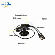 700TVL OSD menu Bullet Sony Effio CCD Color Wide Angle 3.7MM CCTV Security Camera for 960H 4140+810811 HD CCTV Mini Bullet Came
