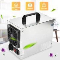 220V/110V Home Commercial Ozone Generator 7g/h O3 Air Purifier Deodorizer Air Cleaner For Hospital Factory AU Plug