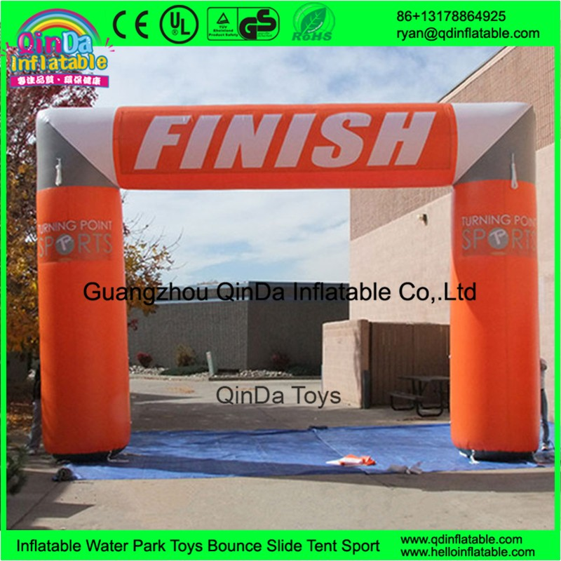 inflatable arch finish line47