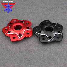 Riderjacky Motorcycle Rear Sprocket Carrier Cover For Ducati MONSTER S2R S4R S4RS 796 1100 821 HYPERMOTARD 939 950