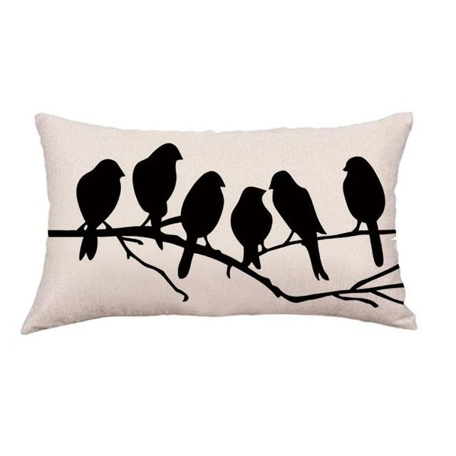 Sofa Decorative Cushion Case
