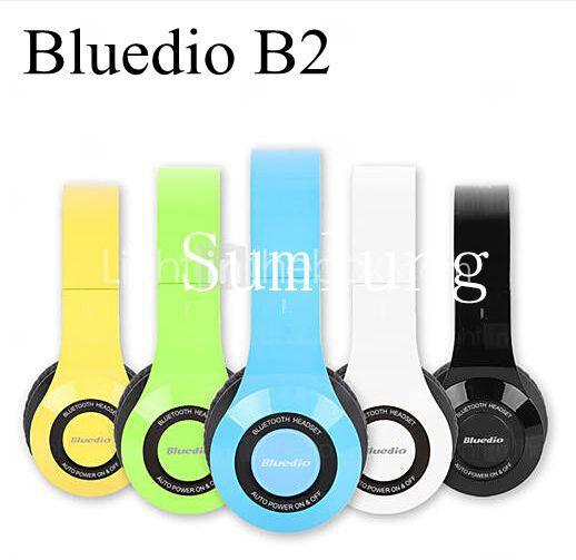 475k - Headphone bluetooth Bluedio Hifi B2 chính hãng giá sỉ và lẻ rẻ nhất