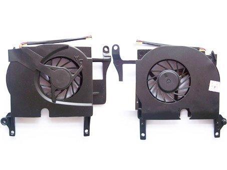 New cpu laptop cooling fan para hp compaq dv1000 dv1100 dv1200 ze2000 m2000 v2000 frete grátis