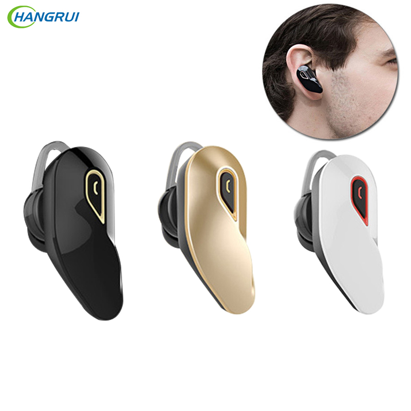 HANGRUI Y96 Wireless Bluetooth Headset Unilateral Stereo Earphone Mini Sport Bluetooth Headphones with Microphone for smartphone remax 2 in1 mini bluetooth 4 0 headphones usb car charger dock wireless car headset bluetooth earphone for iphone 7 6s android