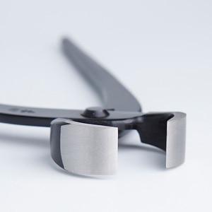 Image 5 - Резак для корней 215 мм, резак для веток, резак с прямыми краями, профессиональный уровень, высокоуглеродистая легированная сталь, инструменты для бонсай