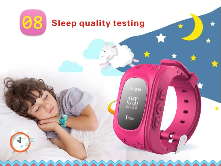 MOCRUX Kids Watches Q50 SOS Call GSM GPRS GPS Smart Baby Watch Track Watch Location Tracker Smart Watch for Child Boys Girls (10)