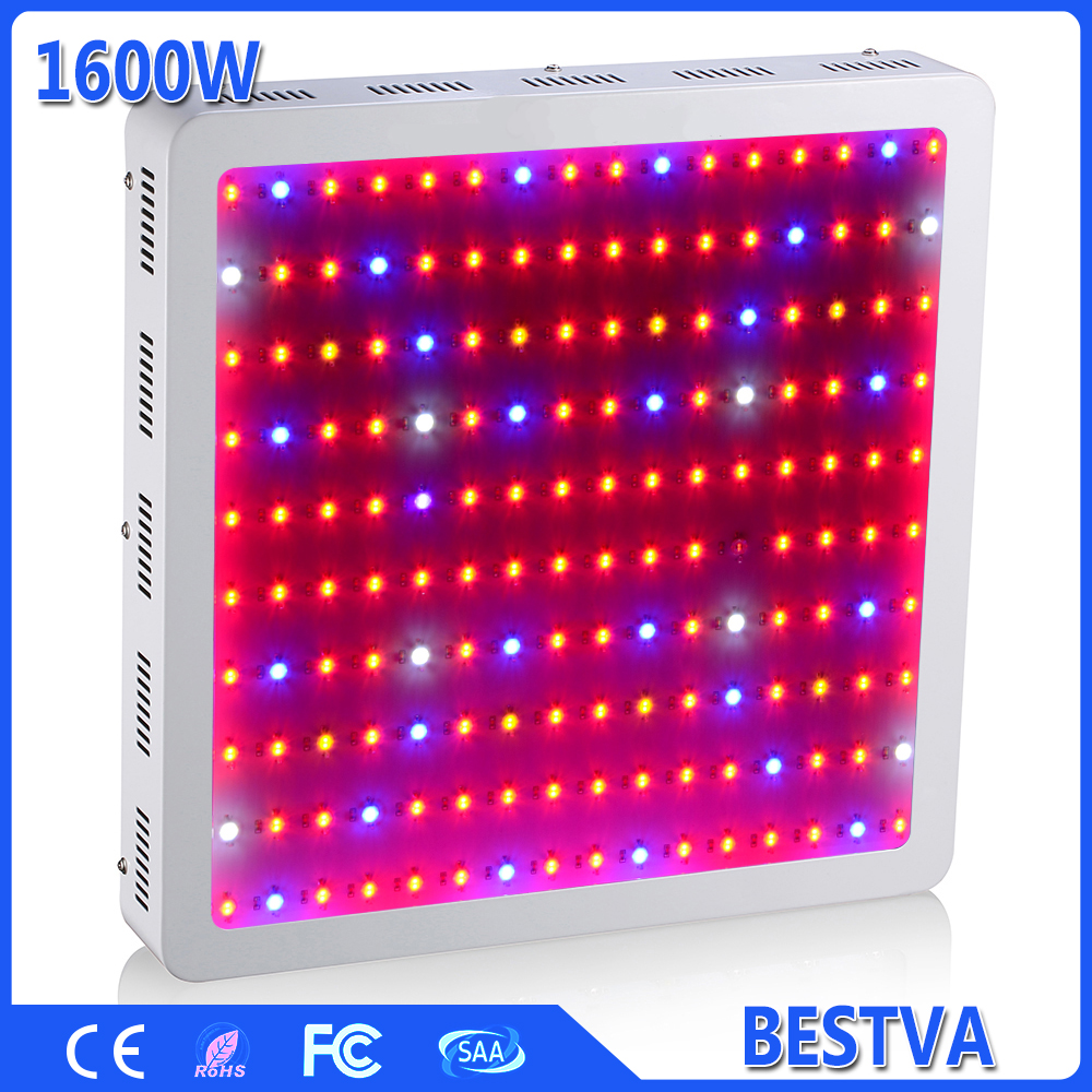 Bestva 1600w Full Spectrum Medical Plants Led Grow Light