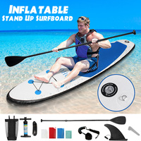 290x80x10cm Inflatable Surfboard 2019 Surfboard Stand Up Paddle Surfing Board Water Sport Sup Board + Pump Safety Rope Tools Kit