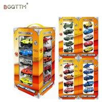 20PCS High Quality Metal Car Model Senior Luxury Toys Dinky Toys Model Airplane Hot Wheels Boy