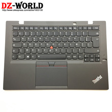 Touchpad Backlit-Keyboard Palmrest Thinkpad FR New/orig X1 Carbon 3rd/Gen/3-20bs 20BT