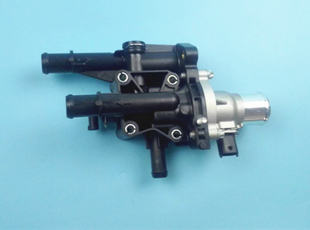Couvercle de boîtier de Thermostat de refroidissement du moteur pour Chevrolet Cruze Trax Soni Tracker 25192228 2519-2228