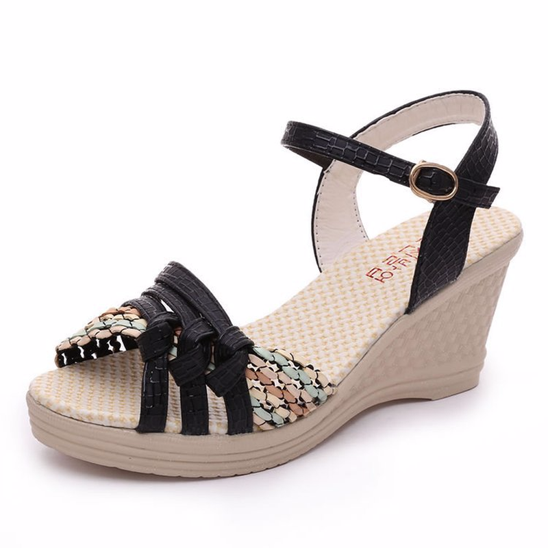 a wedges little m with regular comforter size height gold weave us i b comfort pumps aerosoles