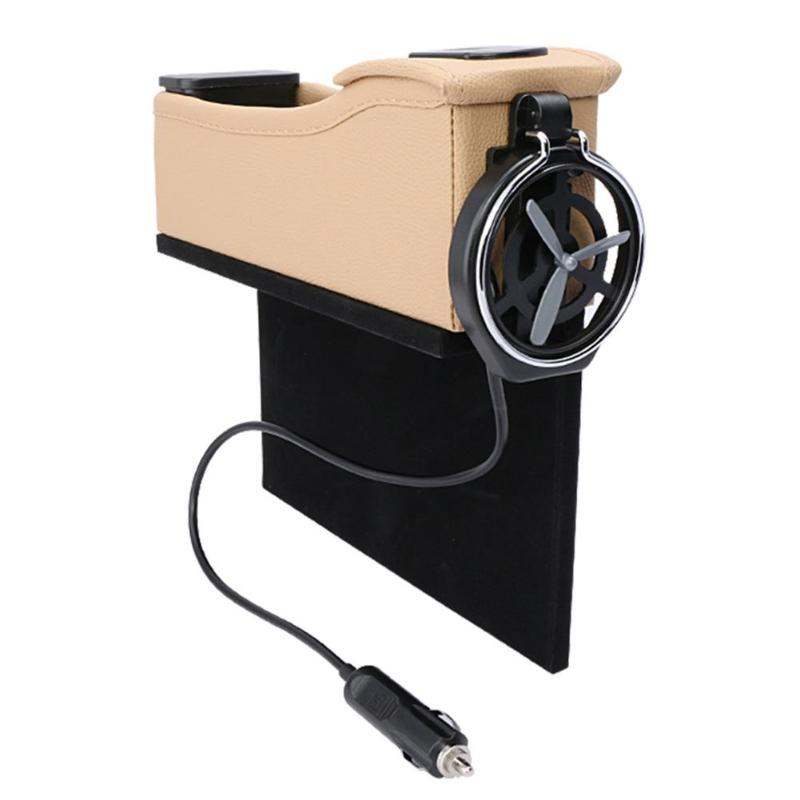 Car Seat Gap Leather Organizer Box USB Charger Gap Mobile Phone Coin Wallet Stowing Tidying Storage Case Holder Auto Stowing майка gap gap 15