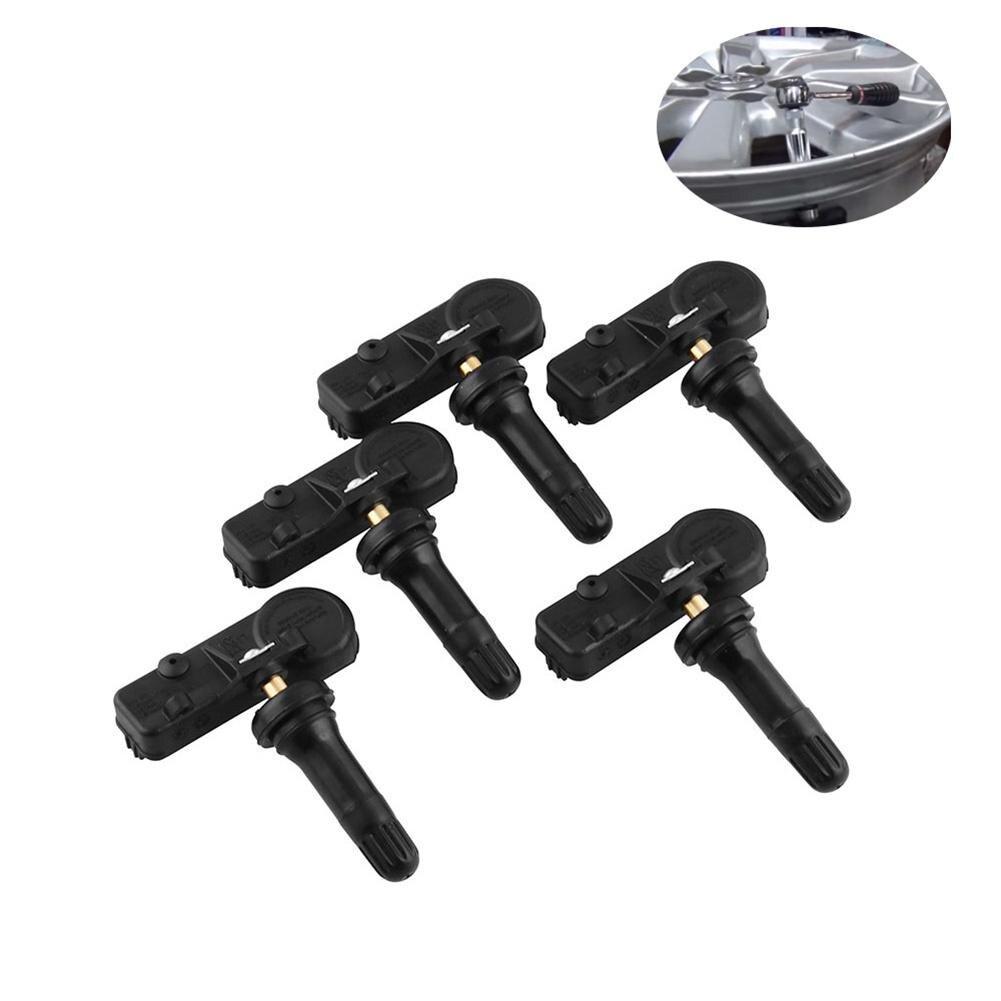5 pièces 56029398AB TPM Capteurs De Pression Des Pneus pneu compteur de pression pour Chrysler Jeep Dodge Mitsubishi capteur tpms