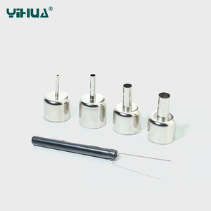 Image 5 - YIHUA 968DA++ Electronic Cell Phone 3 In1 Soldering Hot Air Repair Rework Station With Digital SMD Soldering Iron 110V/220V