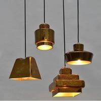 Retro Classic Pendant Lamps Kitchen Lamp Pendant Modern Stained Glass Pendant Lamp Contemporary Glass Pendant Lights