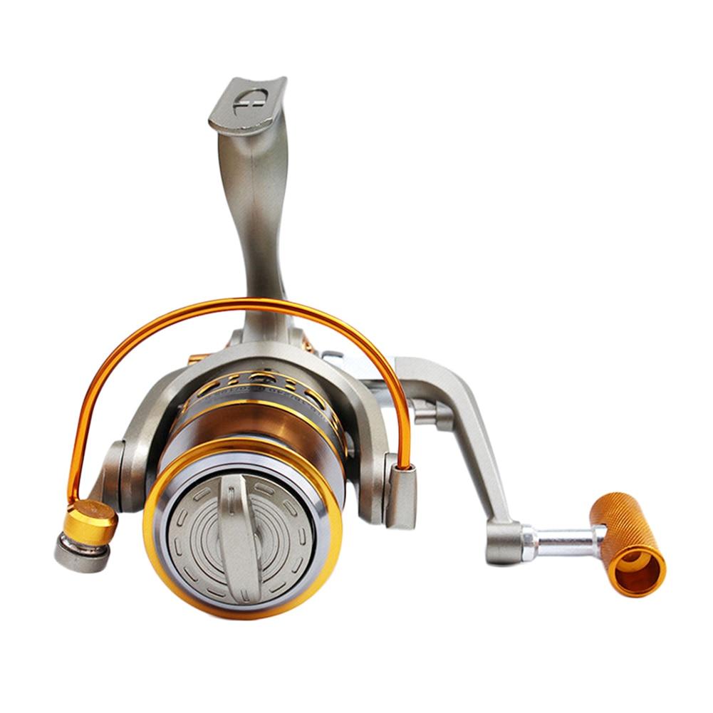 GF 13BB 5.2:1 Full Aluminum Metal Spinning Lake Boat Fishing Reel