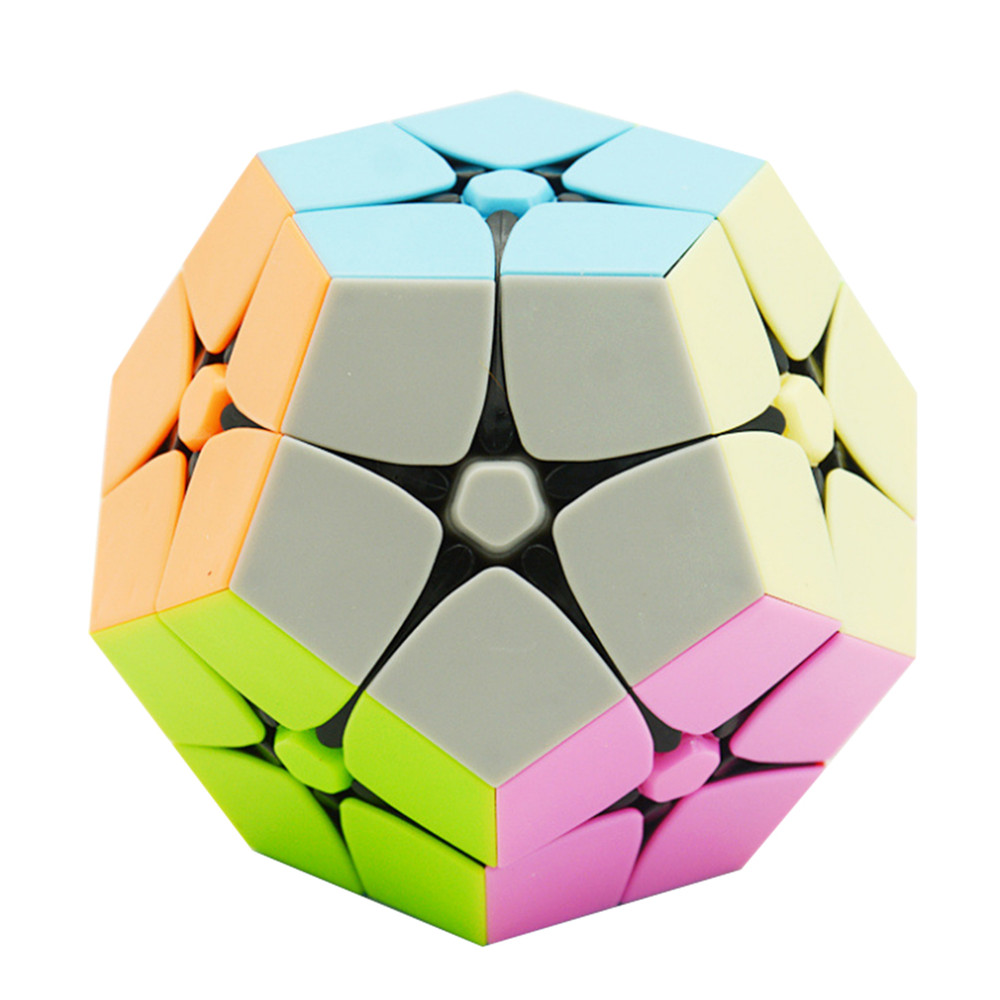 Fangge 2x2 Megaminx Magic Cube Speed Cube Twisty Puzzle Toy - Colorful велосипед cube stereo 160 hpa race 27 5 2015