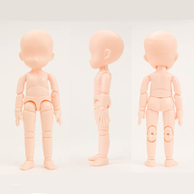 Art Action Figure Doll Figma Kids Body Model Toy Can Change Head Sketch Model Special Funny Gadgets Drawing Figure 2017 anime body kun body chan movable action figure model toys anime mannequin bjd art sketch draw collectible model toy