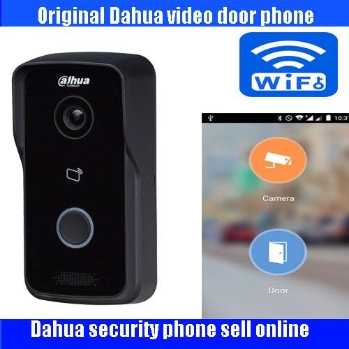 DAHUA VTO2111D-WP Video Citofono Campanello 1MP WiFi Villa Posto Esterno Con Logo DH-VTO2111D-WP wifi wireless telefono del portello