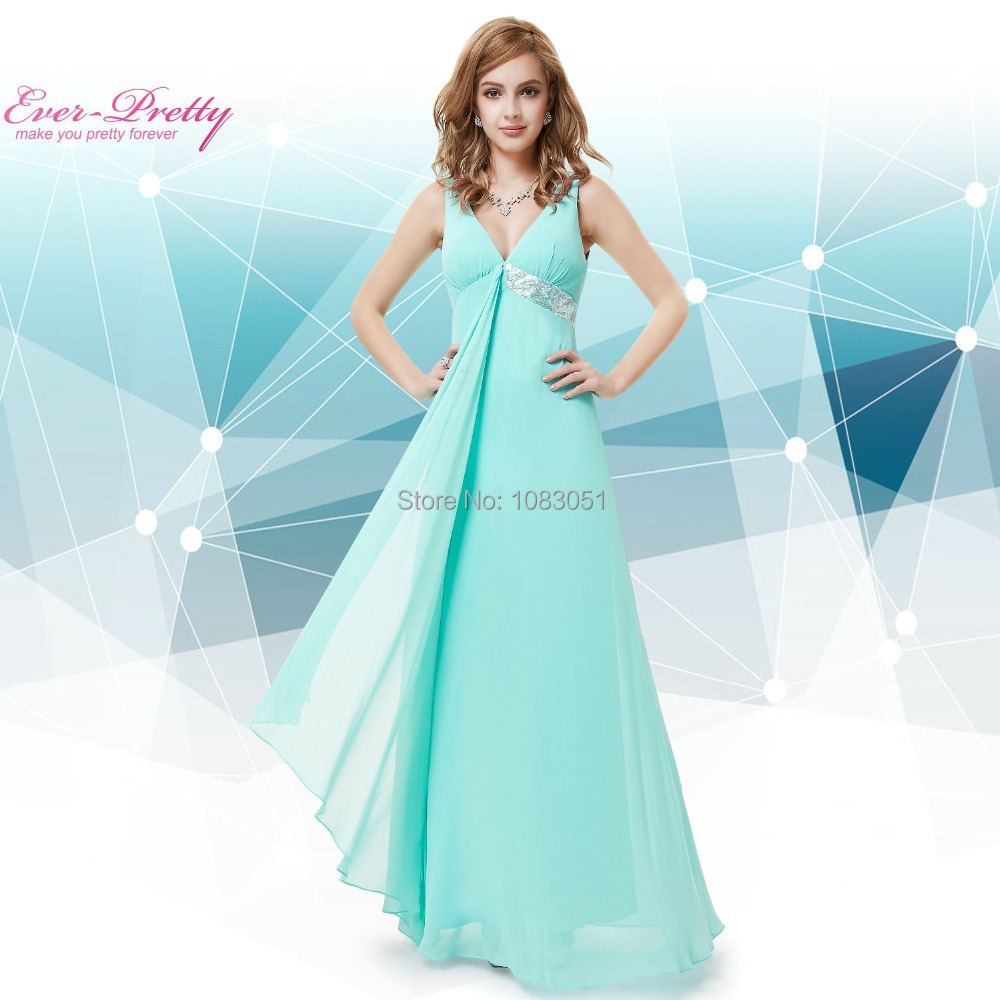 Prom Dresses st.patrick day green V neck Flowy Ribbon Sequined ...