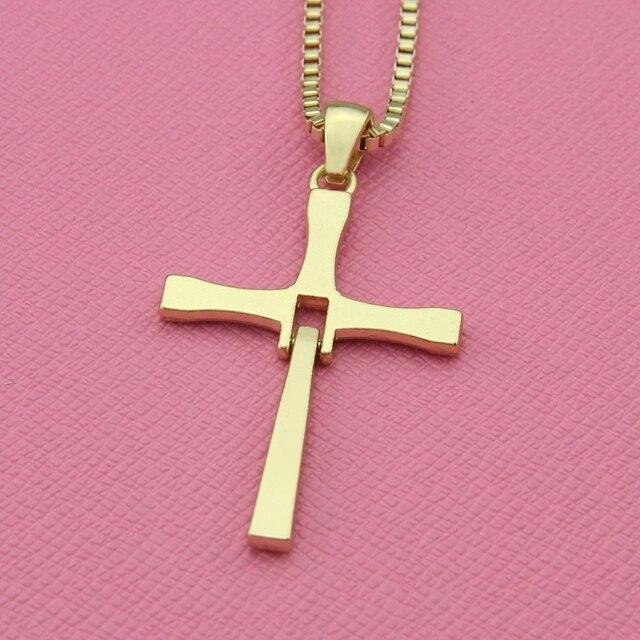 Dominic Toretto Cross Necklace