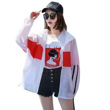 2019 Summer Trench Coat Women Fashion Concise Casual All-mat