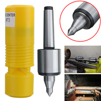 1pc MT3 Lathe Live Center Morse Taper Bearing Steel Long Nose CNC Lathe Turning Tool Precision