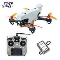 JMT 210 FPV Racing Drone Quadcopter RTF with Radiolink AT10II TX RX 100KM/H High Speed 5.8G FPV DVR 720P Camera GPS OSD Mini PIX