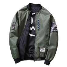 d40127ec7d28b 2018 a crossebabyborder qiu dong with large size men s jacket double coat  amazon air force