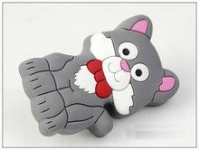 10 шт./лот серый кот стол ящики подходит для ящиков и двери