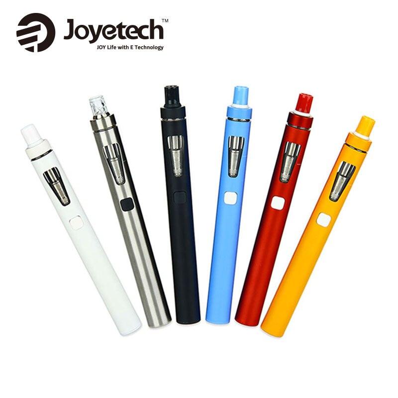 100% Original Joyetech eGo kit AIO D16 1500 mAh Capacidad de La Batería 2 ml e-líquido Capacidad BF SS316-0.6ohm MTL Cabeza del atomizador
