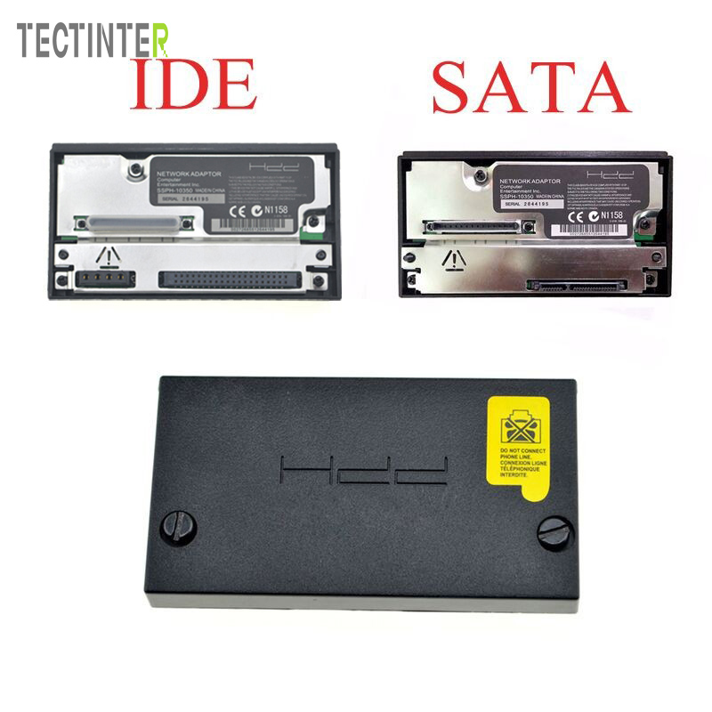 Network HDD Adapter For Sony PS2 Sata / IDE Game Console IDE SATA Socket Hard Drive Disk ...
