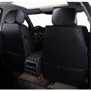 Image 3 - New Leather Universal auto seat covers for Honda accord 7 8 9 civic CRV CR V 2017 2016 2015 2014 2013 2012 2011 2010 2009 2008