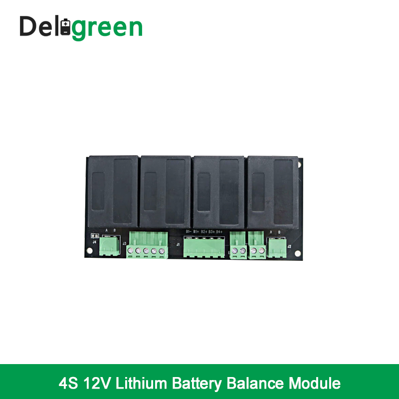 QNBBM 4S 12V Active Battery Equalizer Balancer BMS for LiFePO4,LiPO,LTO,NCM,LiMN 18650 DIY Battery PackQNBBM 4S 12V Active Battery Equalizer Balancer BMS for LiFePO4,LiPO,LTO,NCM,LiMN 18650 DIY Battery Pack