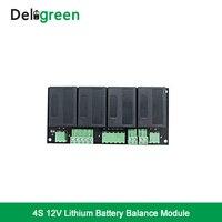 QNBBM 4S 12V Active Battery Equalizer Balancer BMS for LiFePO4,LiPO,LTO,NCM,LiMN 18650 DIY Battery Pack