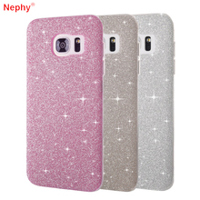 Shine Frosted Silicone Case for Samsung galaxy J7 Neo Nxt J701 J5 J3 Pro A3 A5 A7 2015 2016 2017 S6 S7 S8 Grand Prime G530 Cover