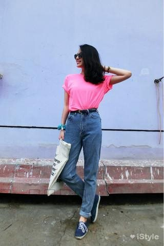 16 Fashion High Waist retro jeans High Elastic plus size Women Jeans woman femme washed casual skinny pencil Denim pants 11