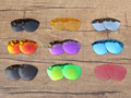 PV POLARIZED Replacement Lenses for Oakley Frogskins Sunglasses - Multiple Options