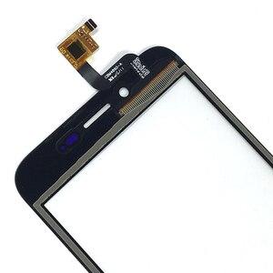 Image 5 - Màu Sắc Đen Cho ZTE Blade L4 A460 Cảm Ứng Cảm Biến Bộ Số Hóa Với Giá 3 M Dán