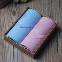 Thin Cotton 100 Women S 100 Cotton Handkerchief Sweat Absorbing Towel 42 Gift Double Gift Box