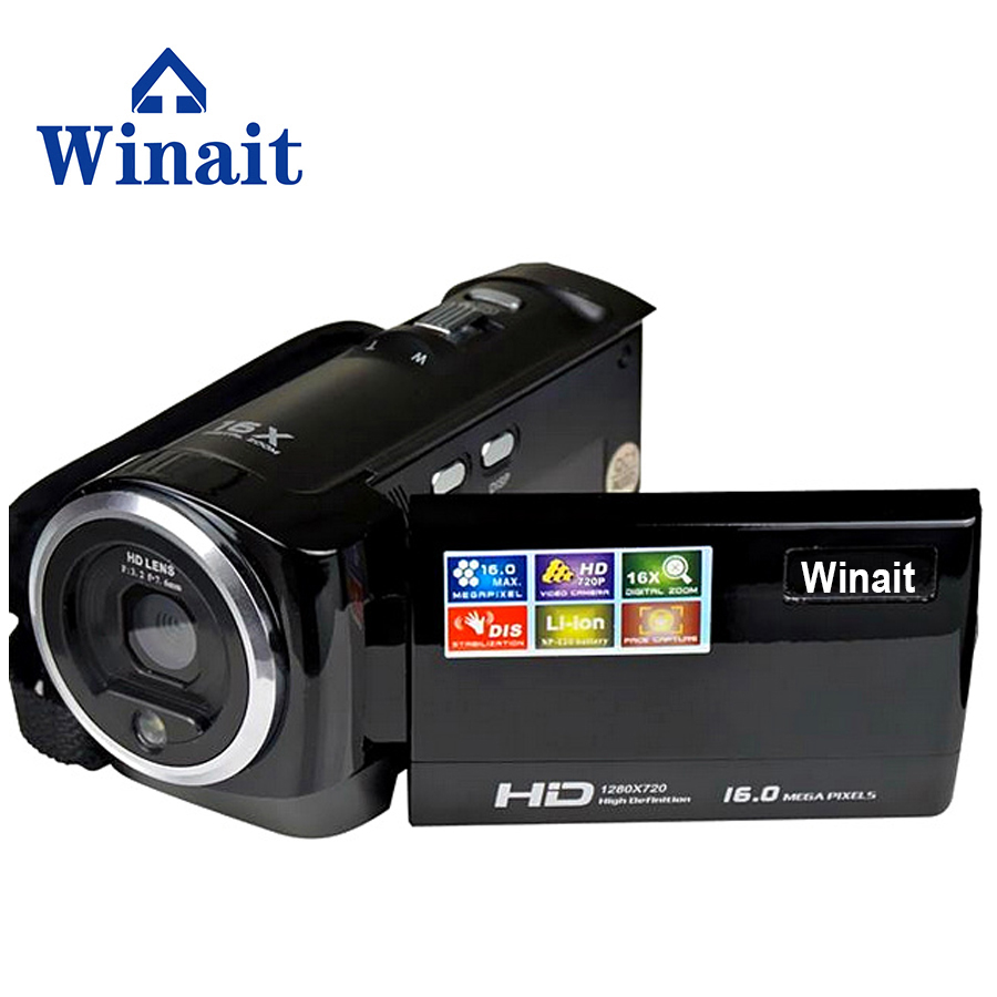 Winait 16 Mp Max 720P HD 16 X Digital Zoom Digital Video Camera Digital Camcorders with