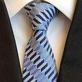 Nova mens moda laços para homens gravatas de poliéster de seda de negócios gravata do laço casual paisley lenço gravata de alta qualidade B179