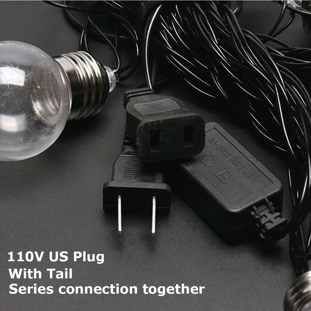 Aliexpress.com : Buy LED Globe Bulb String Lights Christmas ...